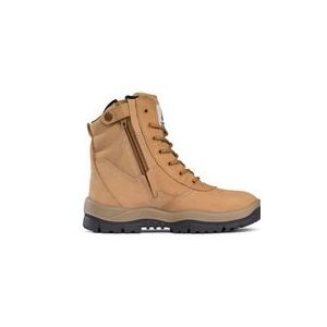 Mongrel Premium Series Wheat High Leg ZipSider Boot 251050