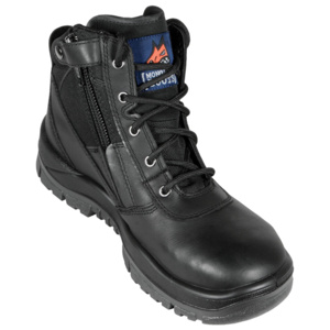 Mongrel Premium Series Black ZipSider Boot 261020