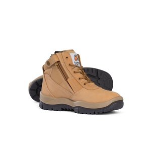 Mongrel Premium Series Wheat ZipSider Boot 261050