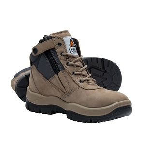 Mongrel Premium Series Stone Work Boots. Steel Toe Safety 261060