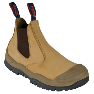 Mongrel Scuff Cap Series Wheat Elastic Sided Boot 440050