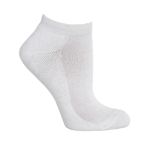 PDM SPORT ANKLE SOCK 5PACK WHITE - YOUTH