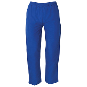 PODIUM WARM UP ZIP PANT ROYAL - 5XL