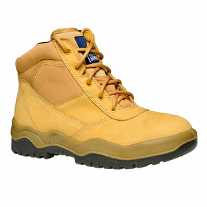Mongrel Non Safety Series Wheat ZipSider Boot 961050