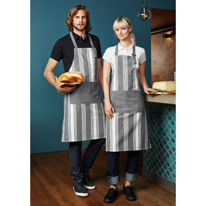 BIZ COLLECTION Unisex Salt Bib Apron  BA75