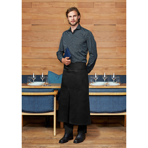 BIZ COLLECTION Continental Style Full Length Apron BA93