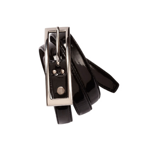 BIZ COLLECTION Ladies Semi-Patent Belt BB10920