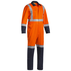 BISLEY TTMC-W taped two tone lightweight coverall BC6029T