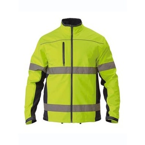 BISLEY  Soft Shell Jacket with 3M Reflective Tape BJ6059T
