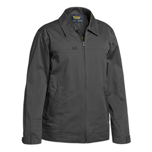BISLEY  Cotton Drill Jacket With Liquid Repellent Finish BJ6916