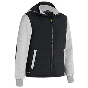 BISLEY  Flex & Move™ Contrast Puffer Fleece Hoodie BJ6944