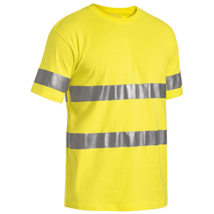 BISLEY  3M Taped Hi Vis Cotton T-Shirt BK1017T