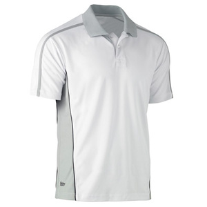 BISLEY Painter's Short Sleeve Contrast Polo Shirt BK1423