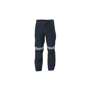 BISLEY  3M Taped Rough Rider Stretch Denim Jeans BP6712T