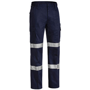 BISLEY  3M Double Taped Cotton Drill Cargo Pant BPC6003T