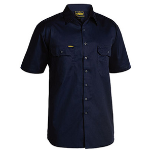 BISLEY  Cool Lightweight Drill Shirt - Short Sleeve BS1893