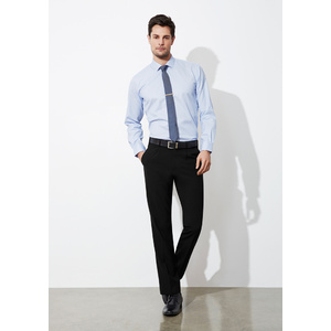 BIZ COLLECTION Mens Classic Pleat Front Pant BS29110