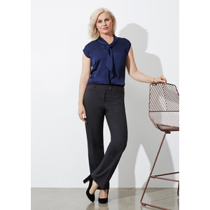 BIZ COLLECTION Ladies Classic Flat Front Pant BS29320