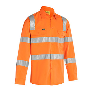 BISLEY  Taped Hi Vis Bio Motion Shirt BS6016T