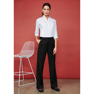 BIZ COLLECTION Ladies Detroit Flexi-Band Pant BS610L