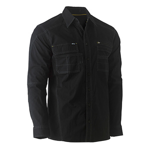BISLEY Flex and Move™ Long Sleeve Utility Work Shirt BS6144