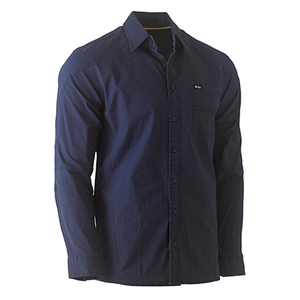 BISLEY Flex and Move™ Long Sleeve Work Shirt BS6146