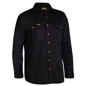 BISLEY  Original Cotton Drill Shirt - Long Sleeve BS6433