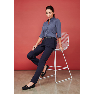 BIZ COLLECTION Ladies Lawson Chino Pant BS724L