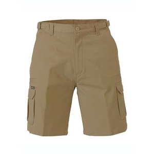 BISLEY  Original 8 Pocket Mens Cargo Short BSHC1007