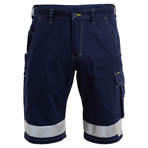 BISLEY  3M Taped Cool Vented Lightweight Cargo Short BSHC1432T