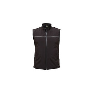 BISLEY  Mens Soft Shell Vest BV0360