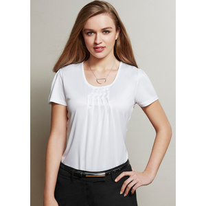 BIZ COLLECTION Ladies Deco Top K123LS
