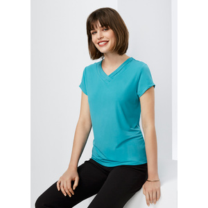 BIZ COLLECTION Ladies Lana Short Sleeve Top K819LS