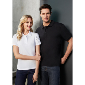 BIZ COLLECTION Mens Ice Polo P112MS