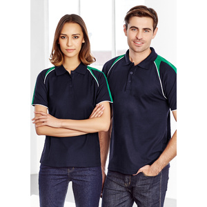 BIZ COLLECTION Ladies Triton Polo P225LS