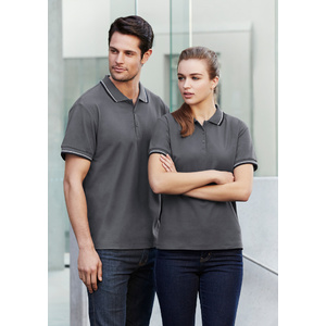 BIZ COLLECTION Mens Cambridge Polo P227MS