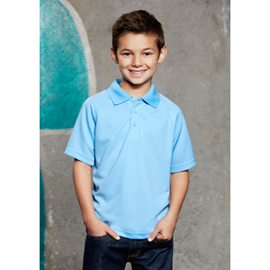 BIZ COLLECTION Kids Sprint Polo P300KS