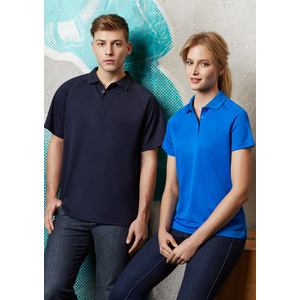 BIZ COLLECTION Ladies Sprint Polo P300LS