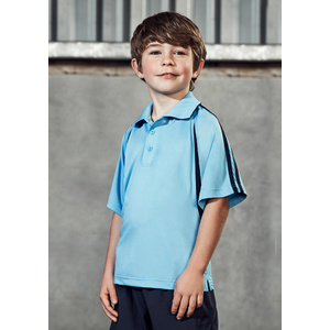 BIZ COLLECTION Kids Flash Polo P3010B