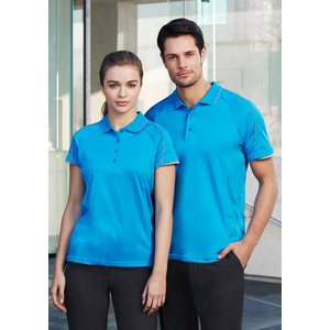 BIZ COLLECTION Mens Blade Polo P303MS