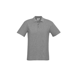 BIZ COLLECTION Mens Crew Polo P400MS
