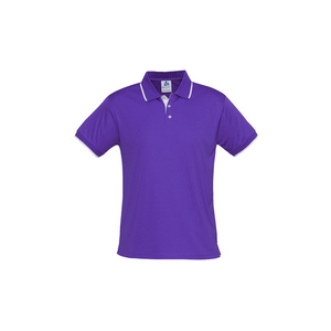 BIZ COLLECTION Mens Miami Polo P402MS