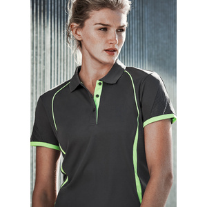 BIZ COLLECTION Ladies Razor Polo P405LS