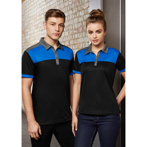 BIZ COLLECTION Mens Charger Polo P500MS