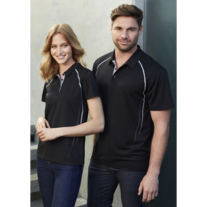 BIZ COLLECTION Ladies Cyber Polo P604LS