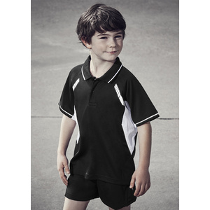 BIZ COLLECTION Kids Renegade Polo P700KS