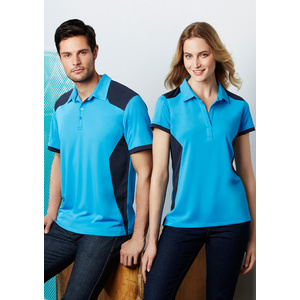 BIZ COLLECTION Ladies Rival Polo P705LS