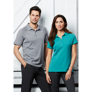 BIZ COLLECTION Mens Profile Polo P706MS