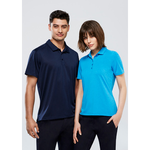 BIZ COLLECTION Ladies Aero Polo P815LS