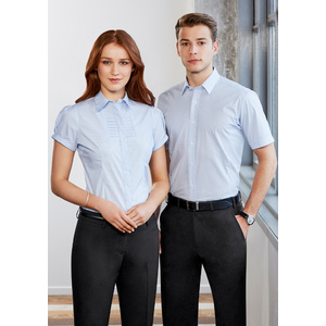 BIZ COLLECTION Ladies Berlin Short Sleeve Shirt S121LS